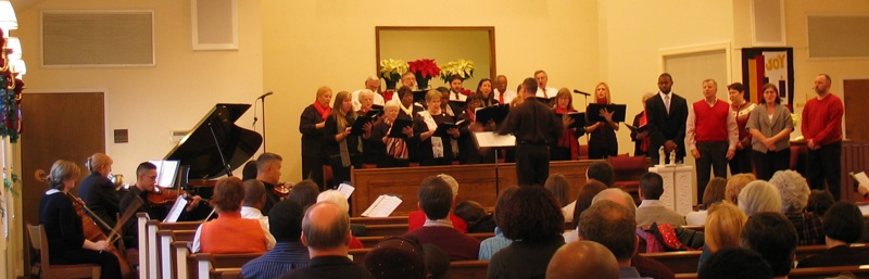 christmas cantata 2009 - Christmas Cantatas For Small Choirs