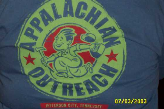 Appalachian Outreach