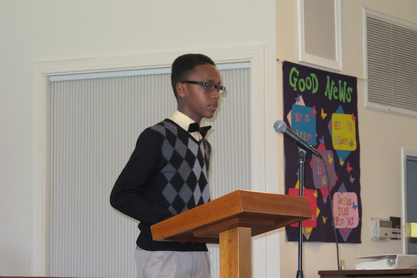 Youth Sunday 13 10