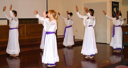 Youth Dancers 2010 Dec.
